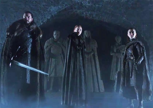 Названа дата выхода последнего сезона «Игры престолов»