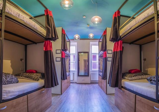 Пражский хостел признали лучшим в мире