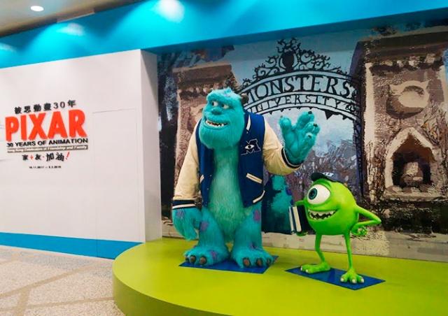 Выставка анимационной студии Pixar откроется в Праге 15 февраля