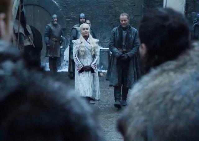 HBO показал первый отрывок финального сезона «Игры престолов»