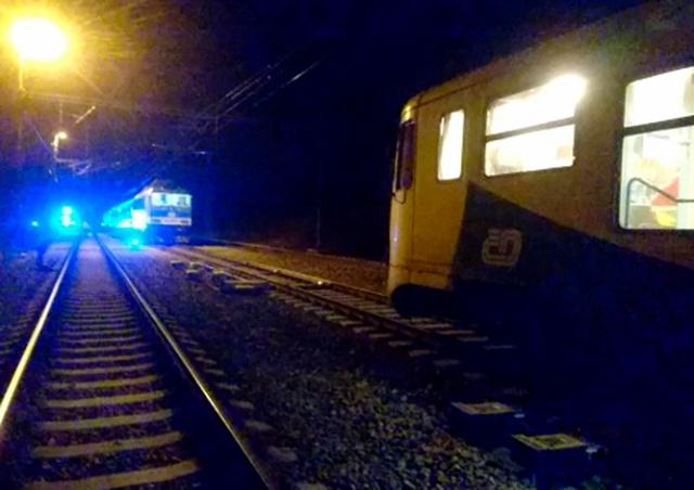 В Чехии едва не столкнулись два пассажирских поезда