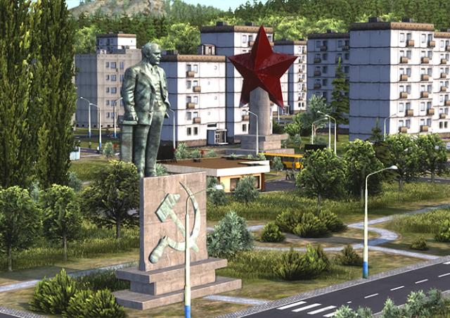 Построй коммунизм: словаки анонсировали стратегию про СССР