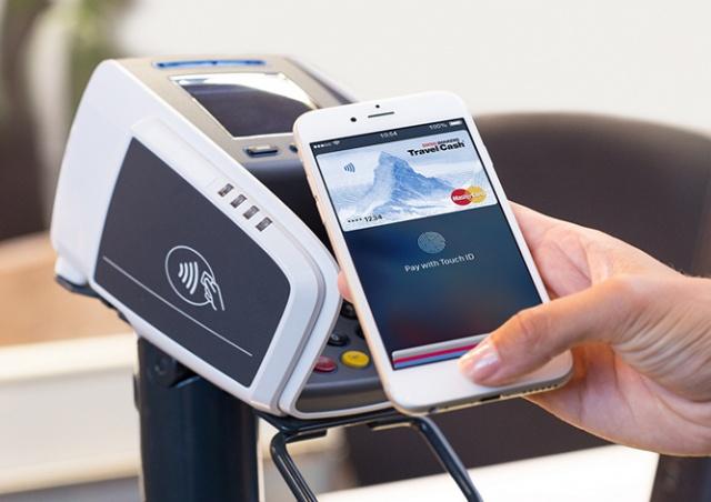 В Чехии начала работать система Apple Pay