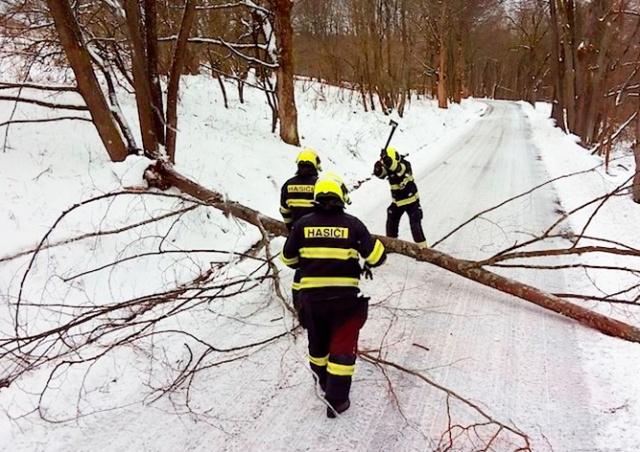 Синоптики предупредили жителей Чехии о штормовом ветре