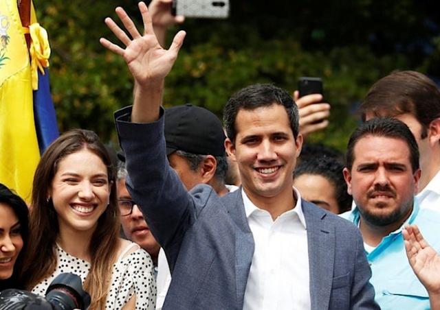 Чехия признала Гуайдо президентом Венесуэлы