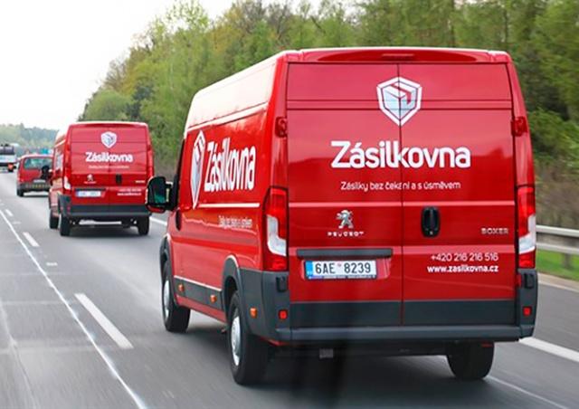 Чешский сервис Zásilkovna начал доставлять посылки