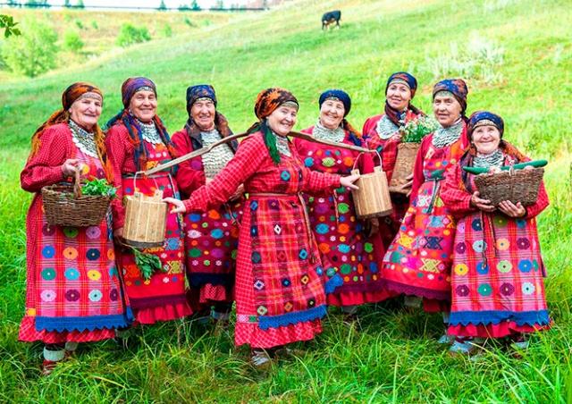 В Праге пройдет Масленица с «Бурановскими бабушками»
