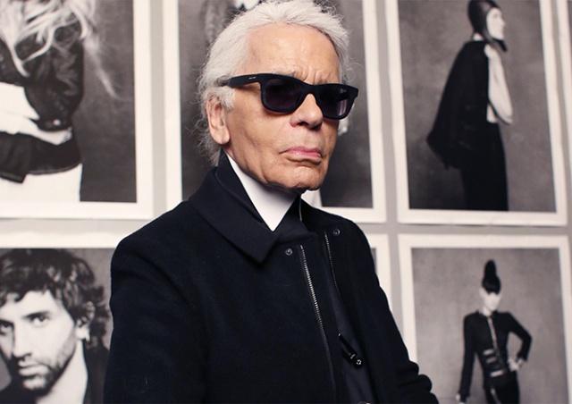 В Париже умер знаменитый модельер Карл Лагерфельд