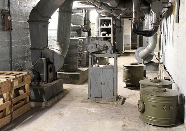 В субботу пражане смогут посетить противоатомный бункер Folimanka