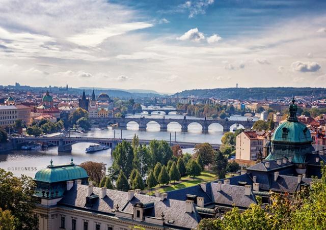 Прага вошла в десятку лучших туристических направлений Европы