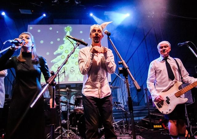 Питерская группа «НОМ» даст концерт в Праге