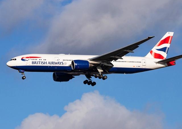Летевший в Германию самолет по ошибке сел в Шотландии