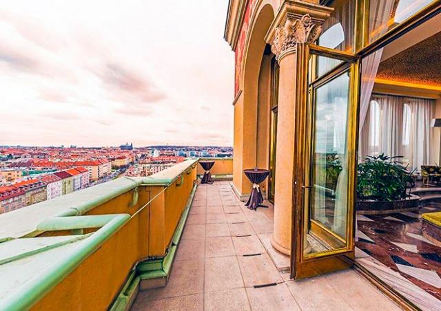 Бесплатно посетить уникальные архитектурные объекты Праги можно будет 18 и 19 мая