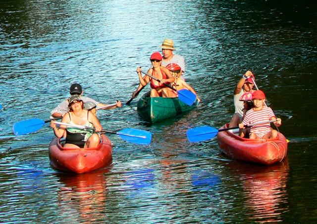 Парламент Чехии поддержал отмену «сухого закона» для водных туристов