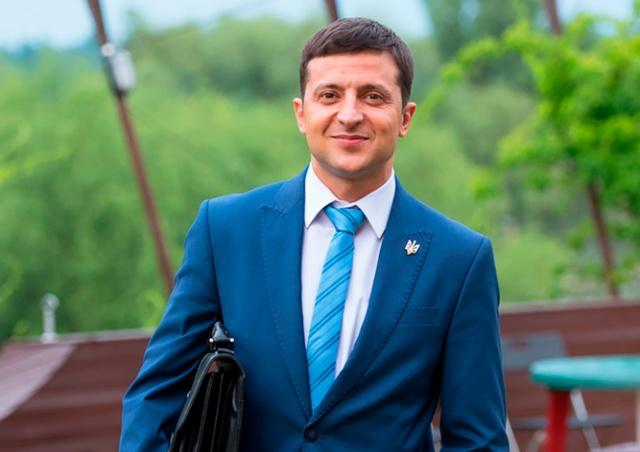 Экзитполы: Зеленский победил на выборах президента Украины