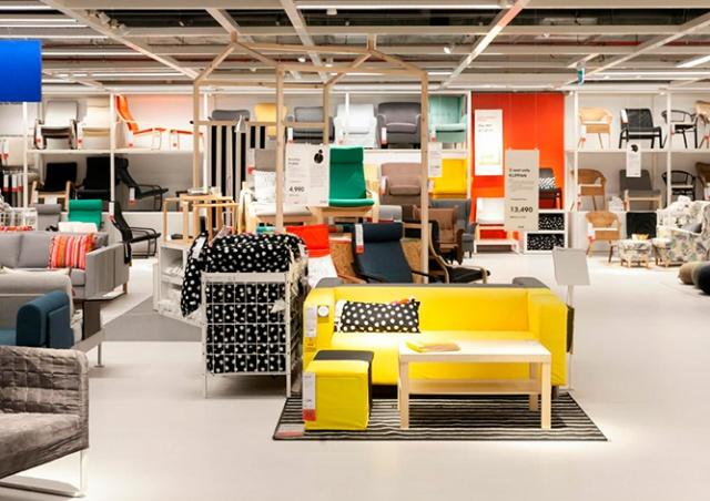 IKEA в Чехии начнет сдавать мебель в аренду