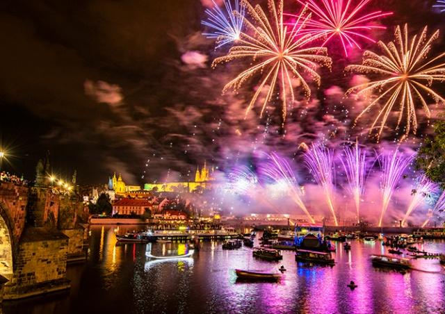В среду в Праге пойдет речной фестиваль Navalis