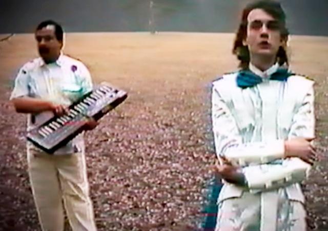 Группа «Альянс» спустя 32 года показала клип на хит «На заре»
