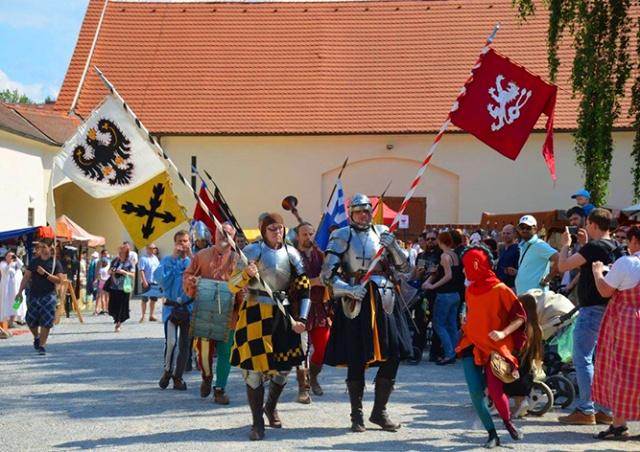 В Бржевновском монастыре Праги пройдет средневековый фестиваль