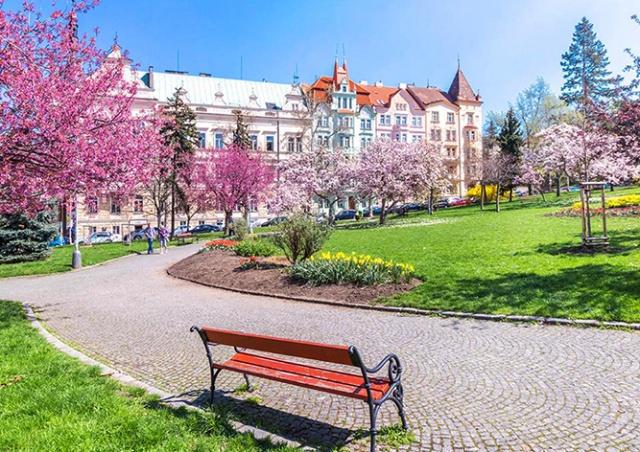 Жителей Чехии ждут солнечные и теплые выходные