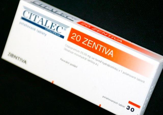 В Чехии в упаковках от антидепрессанта оказались другие таблетки