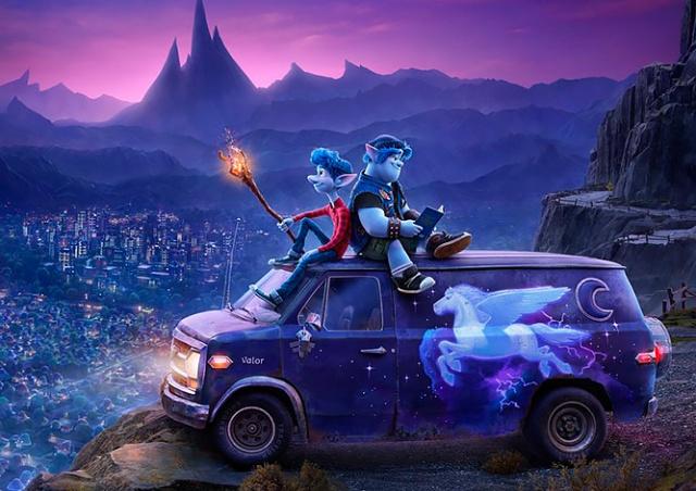 Pixar показала трейлер своего нового мультфильма «Вперед»: видео