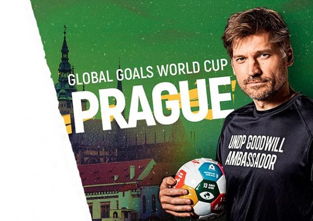 На Вацлавской площади Праги пройдет футбольный турнир ООН