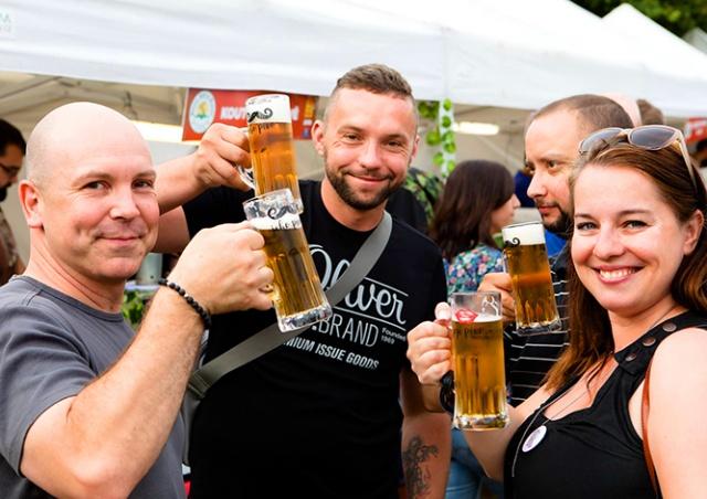 Фестиваль пива Žižkovské pivobraní пройдет в Праге 7 и 8 июня