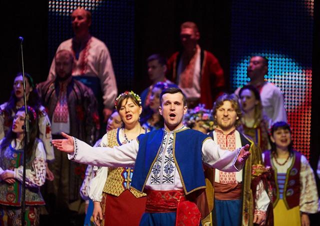 Украинская республиканская капелла «NOW Кредо» даст бесплатный концерт в Праге