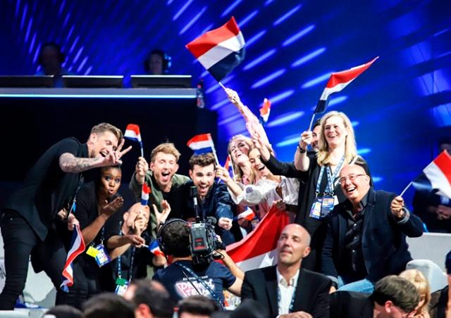 «Евровидение-2019» выиграли Нидерланды: видео