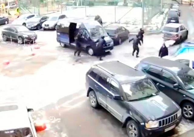 Провальная операция «российского спецназа» насмешила соцсети: видео