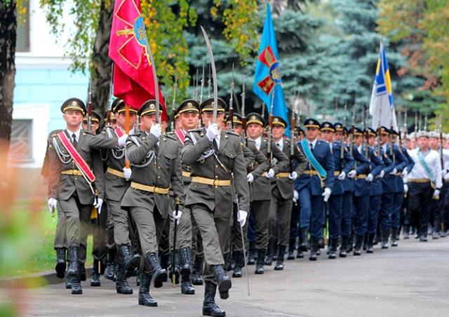 В центре Праги выступит почетный караул Украины и еще шести стран