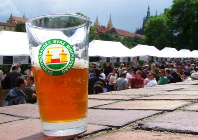На Пражском Граде пройдет фестиваль минипивоварен