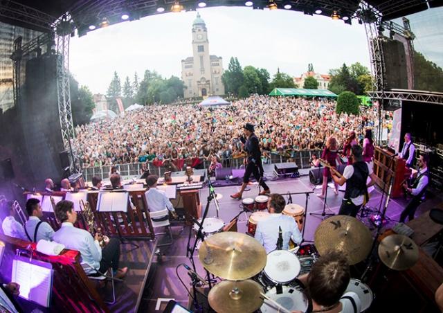 На территории пражской психбольницы пройдет рок-фестиваль