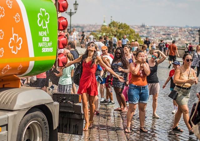 Чехия пережила самый жаркий июньский день в истории