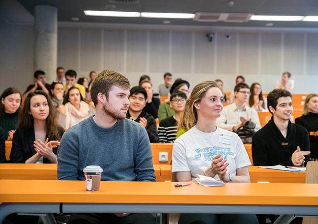 В Чехии выросло число иностранных студентов