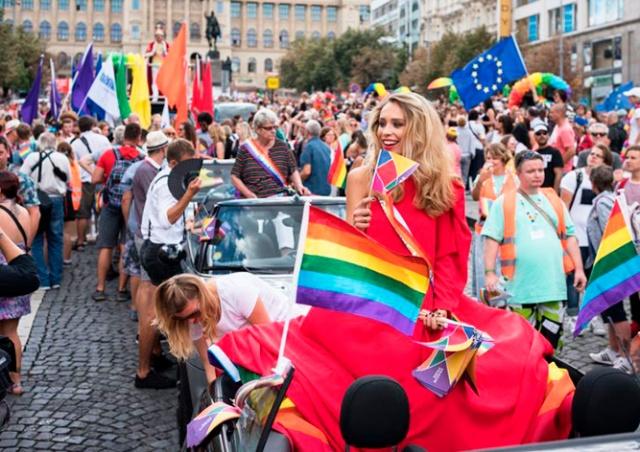 Организаторы назвали дату проведения гей-парада в Праге