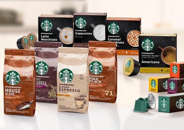 В чешских магазинах начнут продавать кофе Starbucks