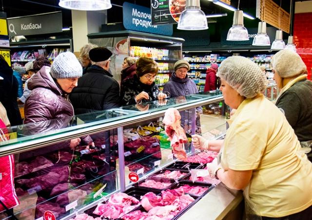 В России «Перекресток» начнет продавать продукты в кредит