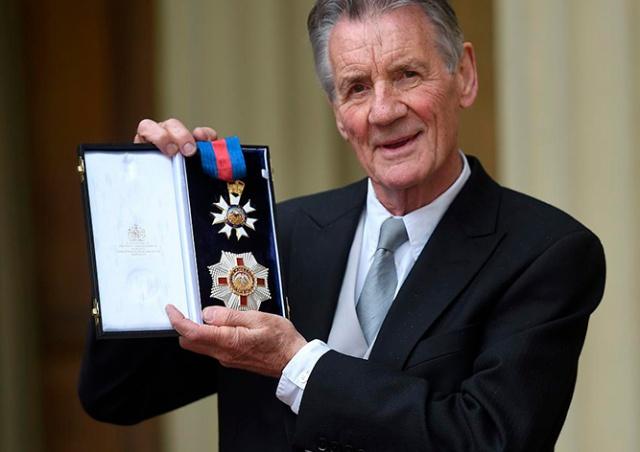 Звезда «Монти Пайтон» назвал чехов самым остроумным народом на свете