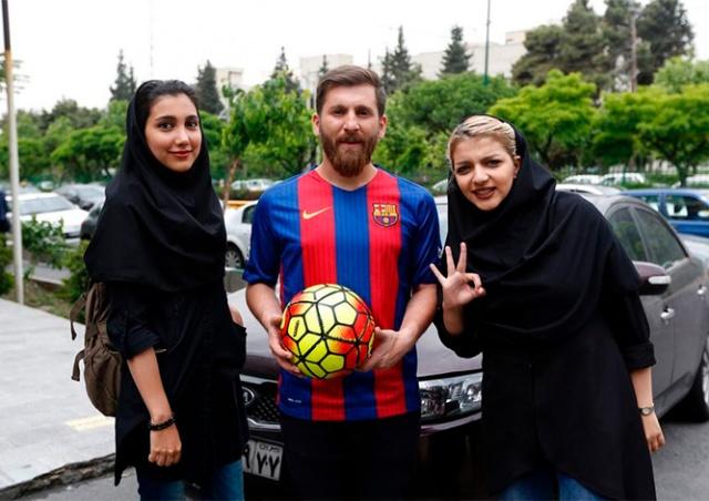 Двойника Месси обвинили в совращении 23 женщин