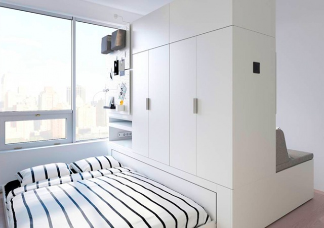 IKEA представила роботизированную мебель для маленьких квартир