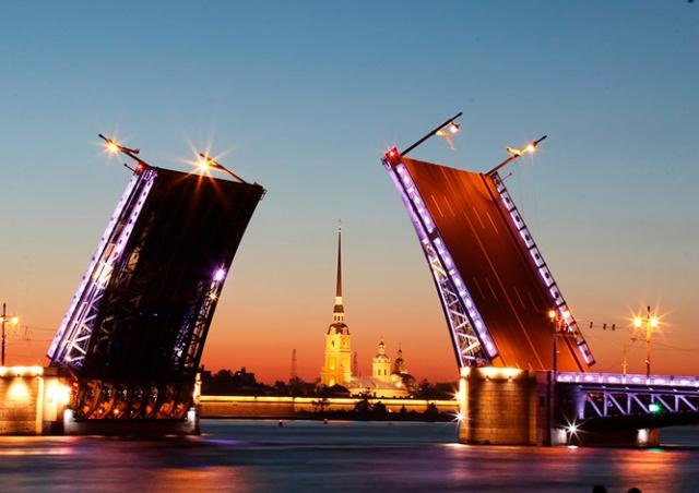 Иностранцев пустят в Петербург по бесплатной электронной визе