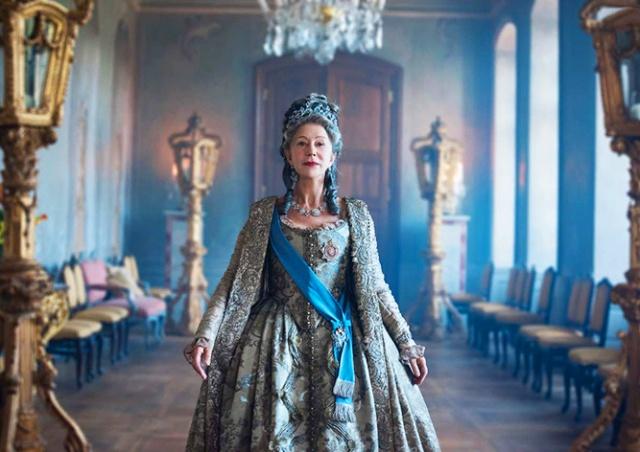 Вышел трейлер сериала «Екатерина Великая» от HBO