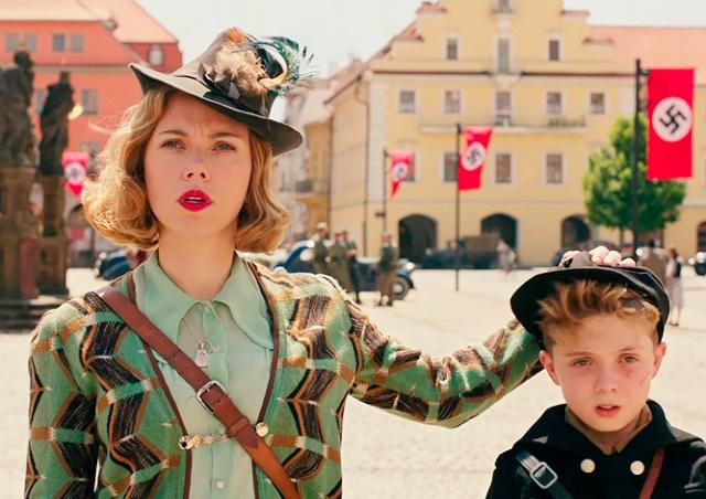 Вышел трейлер снятого в Чехии фильма со Скарлетт Йоханссон