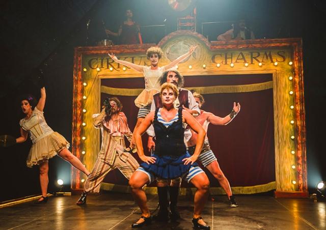В Праге пройдет международный фестиваль уличного театра