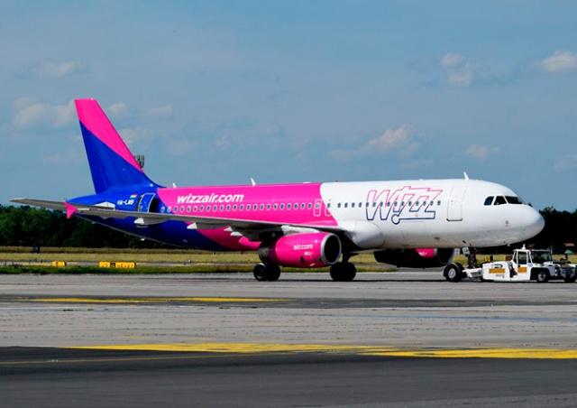 WizzAir открыла рейс Прага – Молдавия