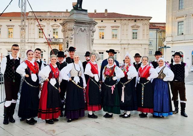 На улицах Праги пройдет международный фольклорный фестиваль
