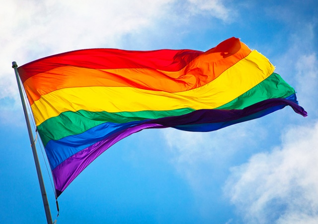Над мэрией Праги впервые вывесят радужный флаг