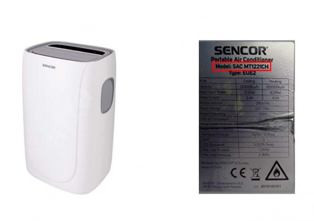 Из-за опасного дефекта в Чехии отзывают кондиционеры Sencor